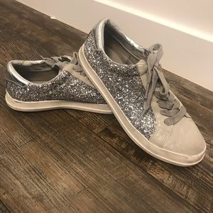 Shoes - SPARKLE sneakers size 8